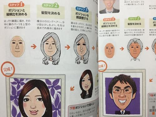 似顔絵アーティスト小河原智子さん本画像02