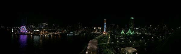 神戸夜景画像