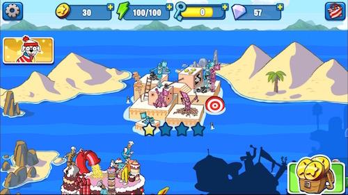 whereiswaldoアプリゲーム画面キャプチャ02