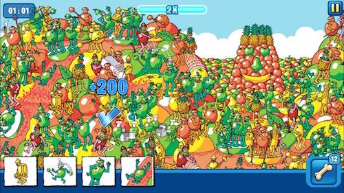 whereiswaldoアプリゲーム画面キャプチャ05