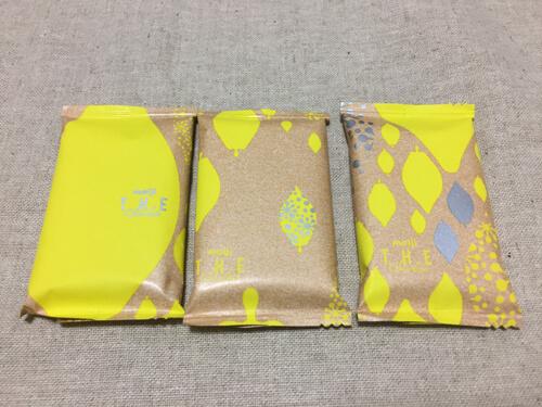 meiji the chocolate 55% ダークミルク 黄色