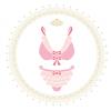 姫パン&姫ブラのロゴ、できました!