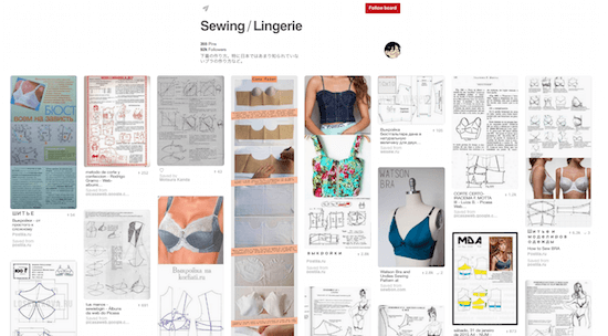 sewing_lingerie_on_pinterest