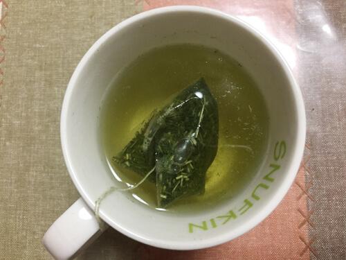 レモングラスハーブティ