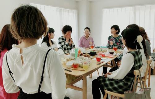 姫パンイベント りんごちゃんを囲む会 2018年3月25日東京開催