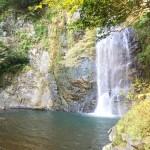 箕面の滝へ〜Taikiさん再会&マイナスイオン充電♡の巻【大阪】