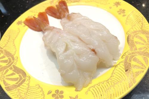 まいもん寿司 赤エビ