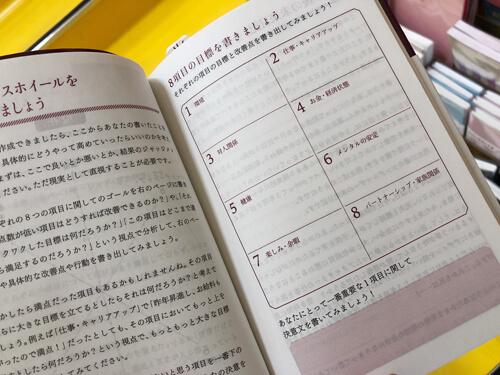 ワタナベ薫 2019年手帳