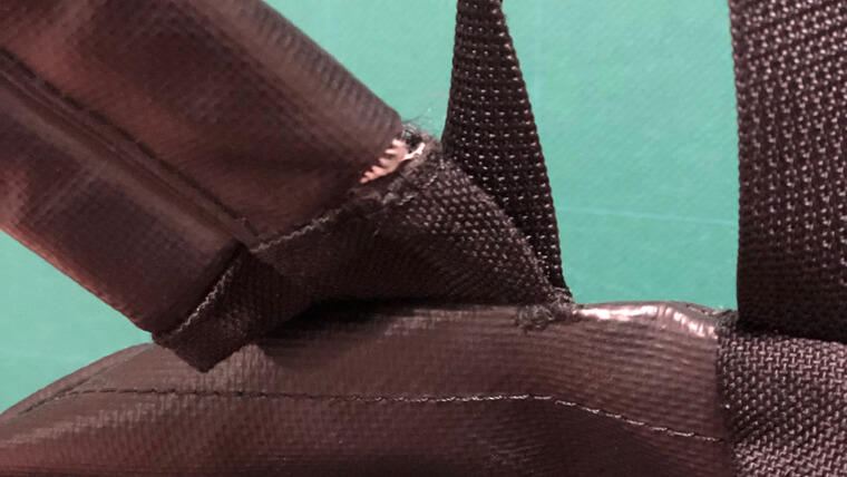 Nozomiam 吉田カバン(国産)のバックパックを買い換えました