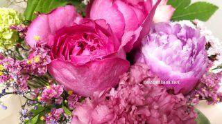 多くの女性は男性から花を贈られると嬉しい説