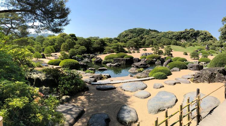 【旅日記】島根に行くなら見ておきたい「足立美術館」横山大観の作品と日本庭園