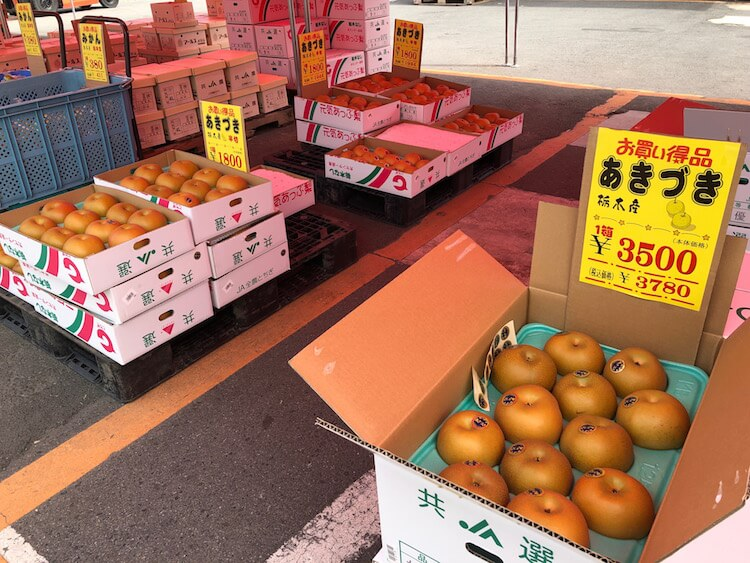 スーパーあさのがリニューアル。季節の野菜果物特価大放出【栃木・西那須】