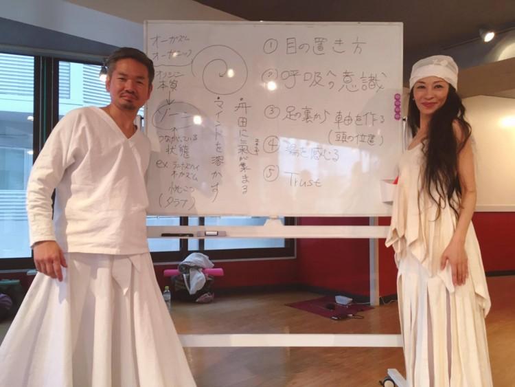須藤昇さん姫川キキさん