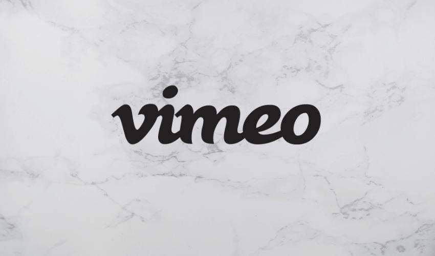 Vimeoロゴ